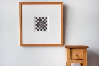 Els Pardon beeldend kunstenaar ets kaarten